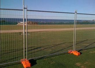 China Anti Climb Temporary Mesh Fence For Tree Protection / Highway Control supplier
