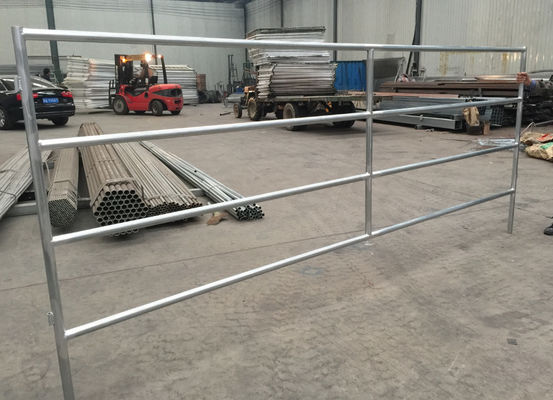 China Environment Protection Cattle Corral Panels Galvanized Cattle Panels Various Sizes supplier