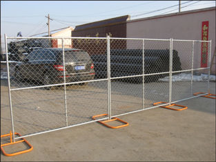 China Easy Moving Temporary Residential Fencing , Lightweight Temporary Fencing supplier