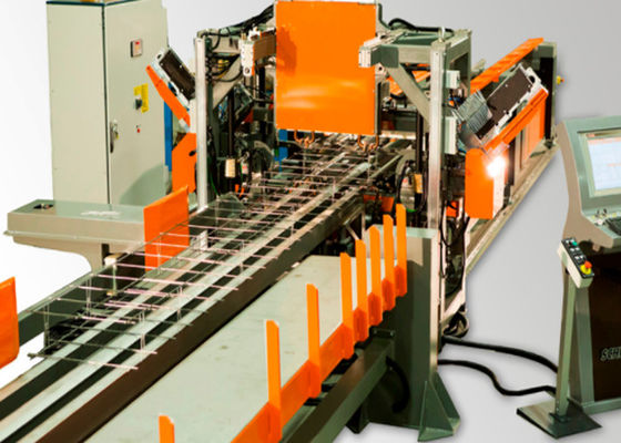 China Electric Welded Mesh Machine For Construction Mesh / Wall Mesh / Animal Cage supplier