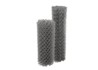 China G.I. Or PVC Coated Chain Link Fence Roll 1.2 mm 1.5 mm 2.3 mm 2.5mm 3.0mm 3.6mm supplier