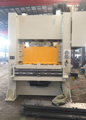 China Gantry Type Double Points Press Perforated Metal Sheet Machine PLC Control supplier