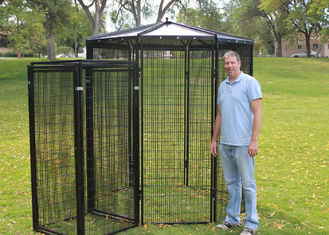 China Walk In Safety Catch Cages , Aviary Bird Cage 3.0m Length ISO9001 Listed supplier