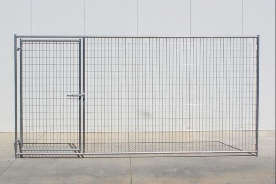 Fully Welded Cattle Corral Panels 4- Rail Livestock Metal Fence Panels