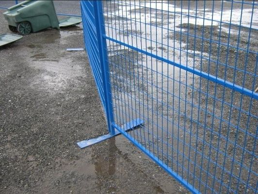 Canada High Strength And Durability Standard Temporary Fence Panels