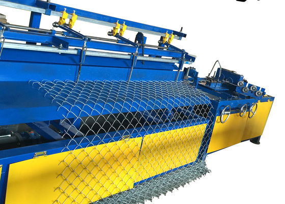 China High Speed Fencing Wire Manufacturing Machine Twister System 8.5kw Power supplier