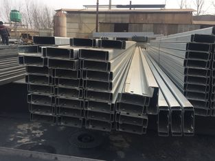 OEM Galvanized Steel Road Barriers Galvanized Fences Highway Guard Rail for Sale