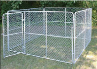 Customized Design Metal Metal Dog Kennel Backyard Dog Kennel Easy Assembly