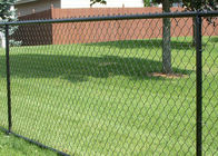 Durable Chain Link Fence Galvanized Wire / Pvc Coated Wire For Play Ground