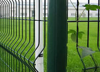 China Rot Proof Welded Mesh Fence Strong Wire Fencing For Public Building / Nature Reserves factory