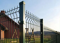 Low Maintenance Welded Wire Horse Fence Panels With CE / ISO9000 Certificate