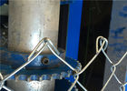 China Various Wire Chain Link Machine For Airport Port / Residence Easy Handle factory