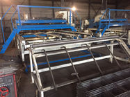 China Customized 3.2 Meter Width Welded Mesh Machine 30 - 50 Times Per Minute factory