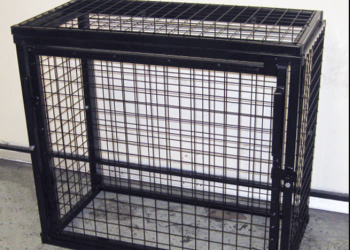 Heavy Duty Metal Gas Bottle Storage Cage Lockable Cage For