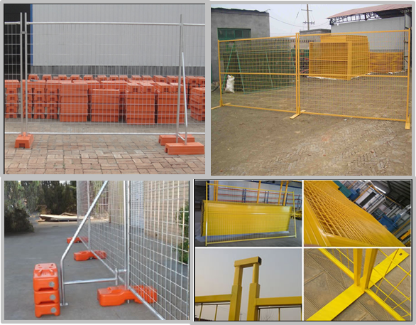 Anti Climb Temporary Mesh Fence For Tree Protection / Highway Control