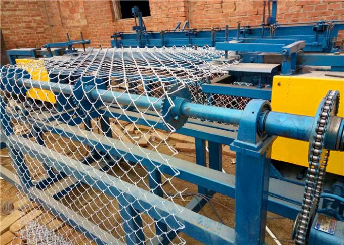 Multi Function Chain Link Machine Fence Panel Machine With