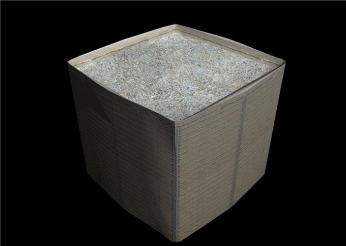 Hesco Barrier Gabion Box Price For Coastal Defence And Protection Works