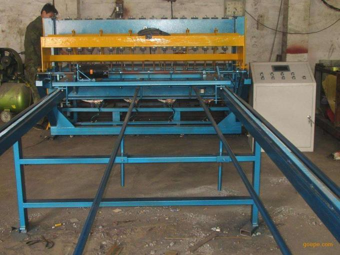 Eco Friendly Welded Mesh Machine Welding Wire Production Line 500kva Electri Capacity