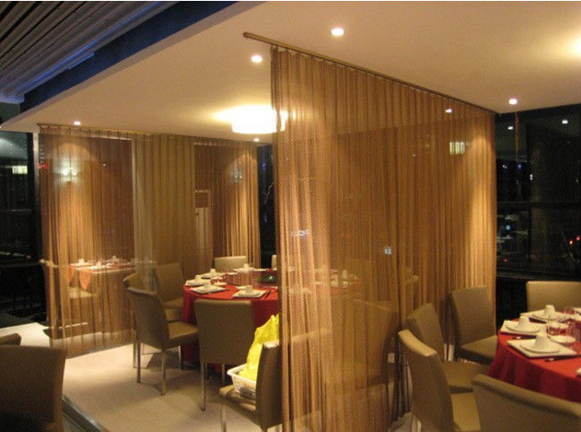 Stainless Steel Chain Fly Screens / Chain Door Curtain